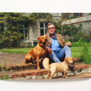 desmond-and-dogs-post-card